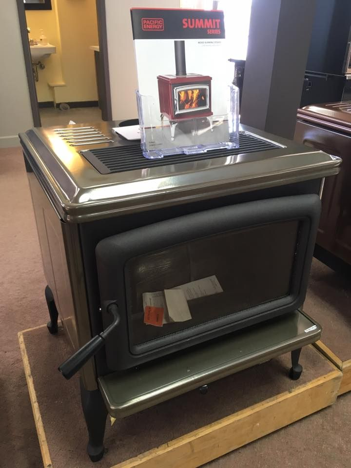 electric firestove